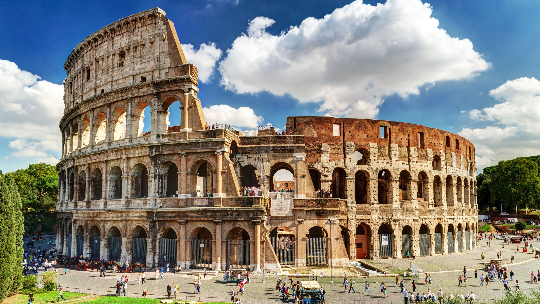 Visita la Città Eterna / Visit the Eternal City